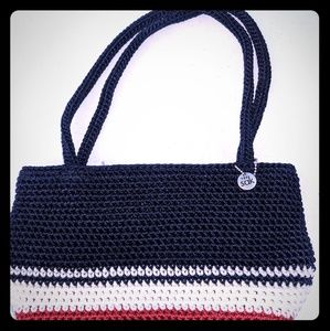 The Sak small crochet purse
